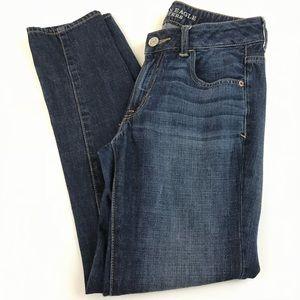 American Eagle Womens Jeans 2 Regular Boyfriend